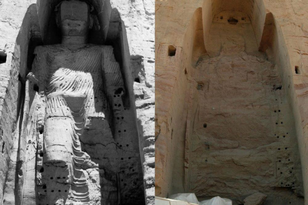 Ciudades y conjuntos Patrimonio de la Humanidad que están en peligro Bamiyan