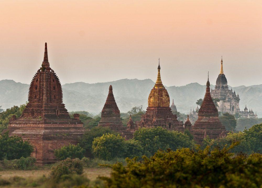 Ciudades y conjuntos Patrimonio de la Humanidad que están en peligro como Bagán
