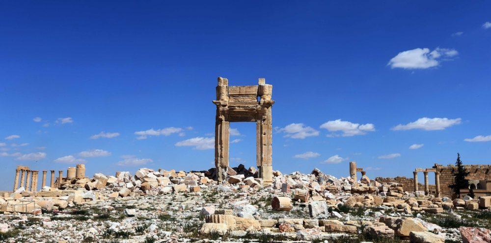 Palmira, una de las ciudades y conjuntos Patrimonio de la Humanidad que están en peligro