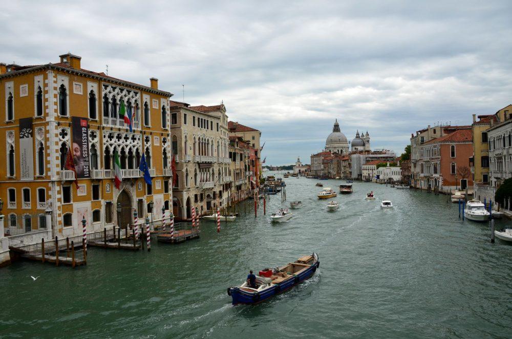 Venecia está en peligro desde su fundación