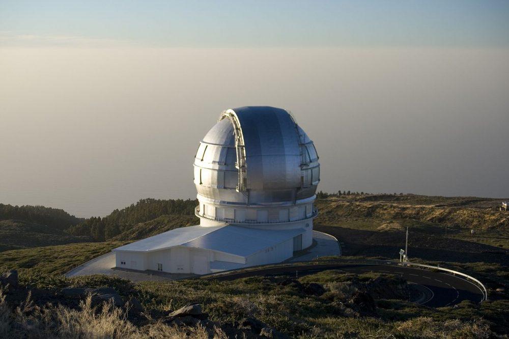 Las Islas Canarias son uno de los mejores emplazamientos donde ver las estrellas