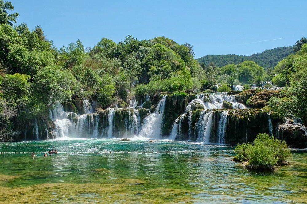 Parque nacional de Krka