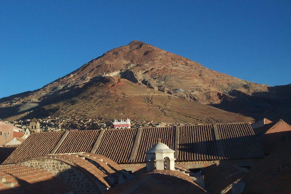 Ciudad de Potosí, en riesgo de desaparición por contaminación