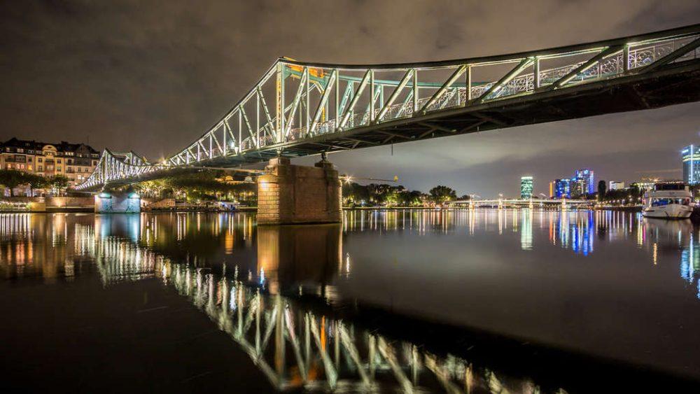El puente Eirsener Steg