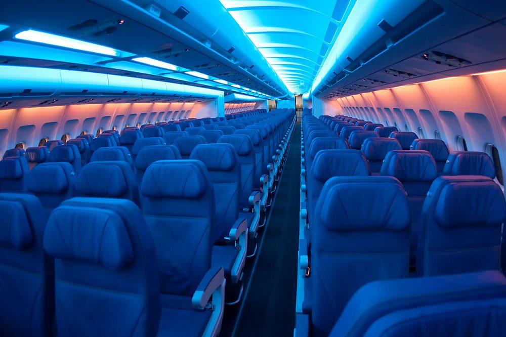 Mejores asientos del avión para las turbulencias