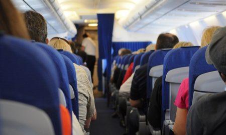 Asientos de avión con más posibilidad de supervivencia en un accidente