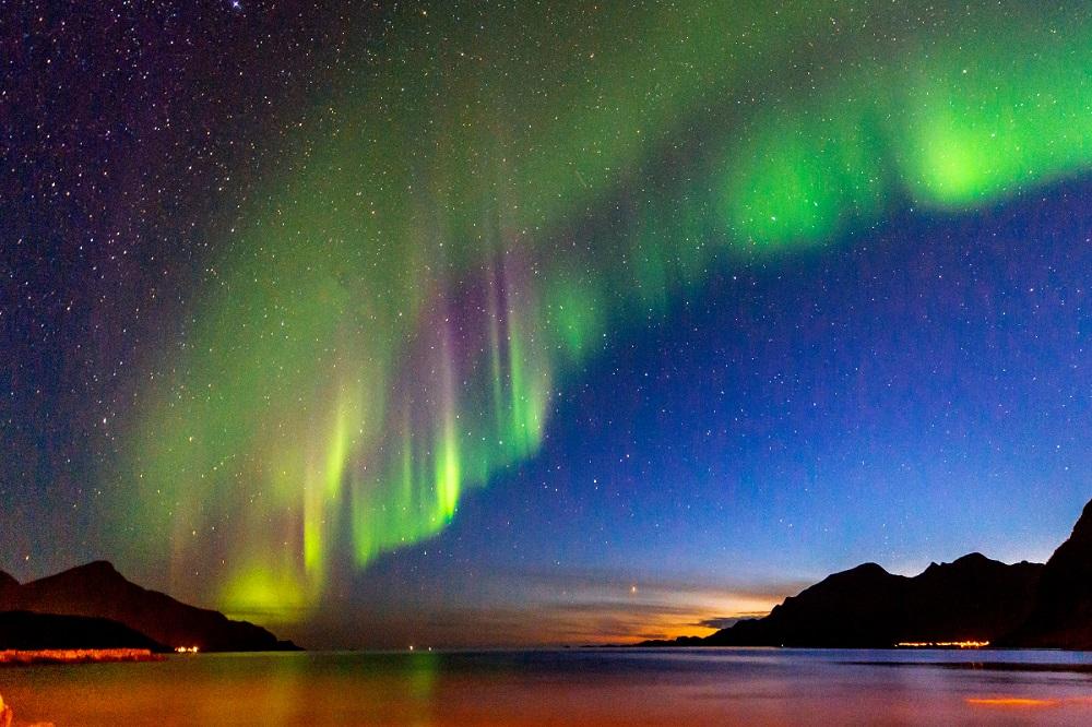 Mejores lugares del mundo para ver auroras boreales
