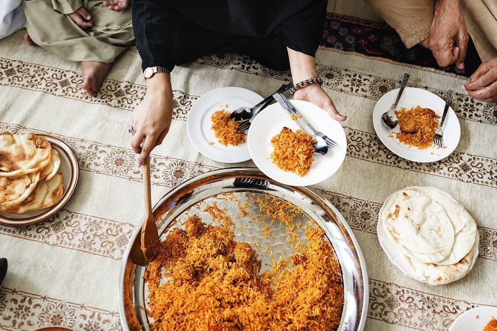Biryani, el plato de arroz más típico de la gastronomía india