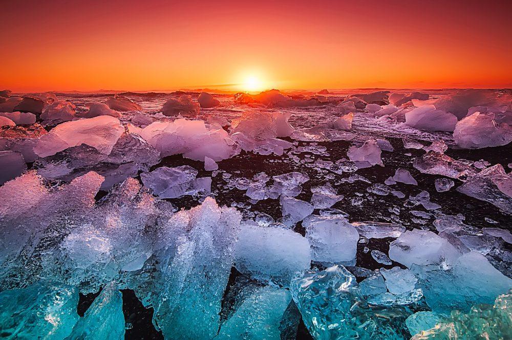 Qué ver y hacer en Islandia - glaciares e icebergs
