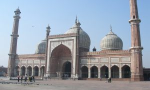 Mezquita Nueva Delhi India