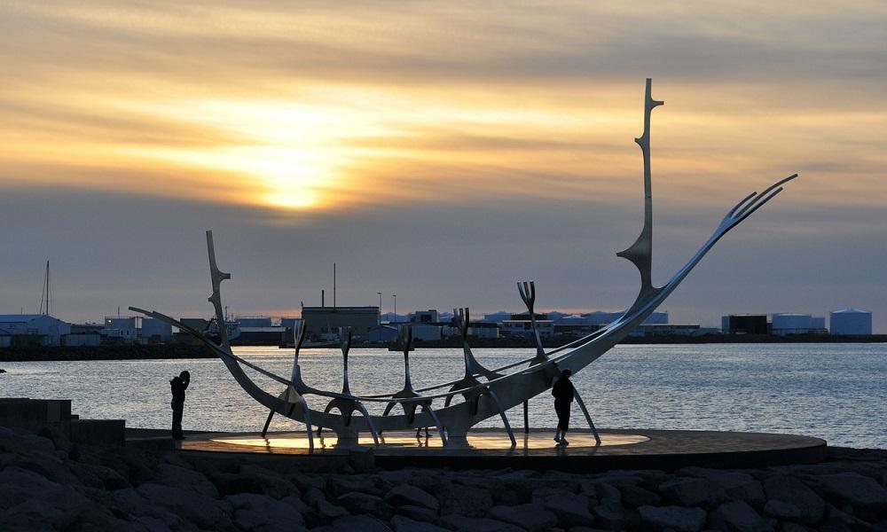 Solfar, monumento que no te puedes perder al viajar a Reykjavik