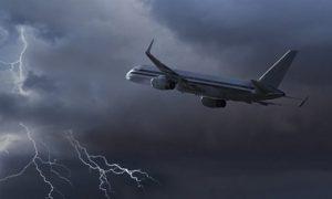 ¿Cuáles son los mejores asientos del avión para las turbulencias?