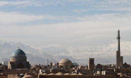 La bella Ispahán en la ruta del viaje por la Ruta de la Seda