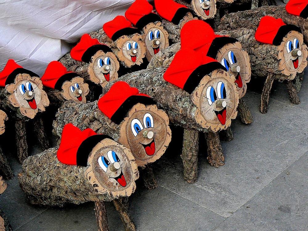 El Cagatió es una tradición catalana navideña