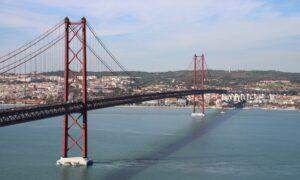 Lisboa- puente 25 de Abril