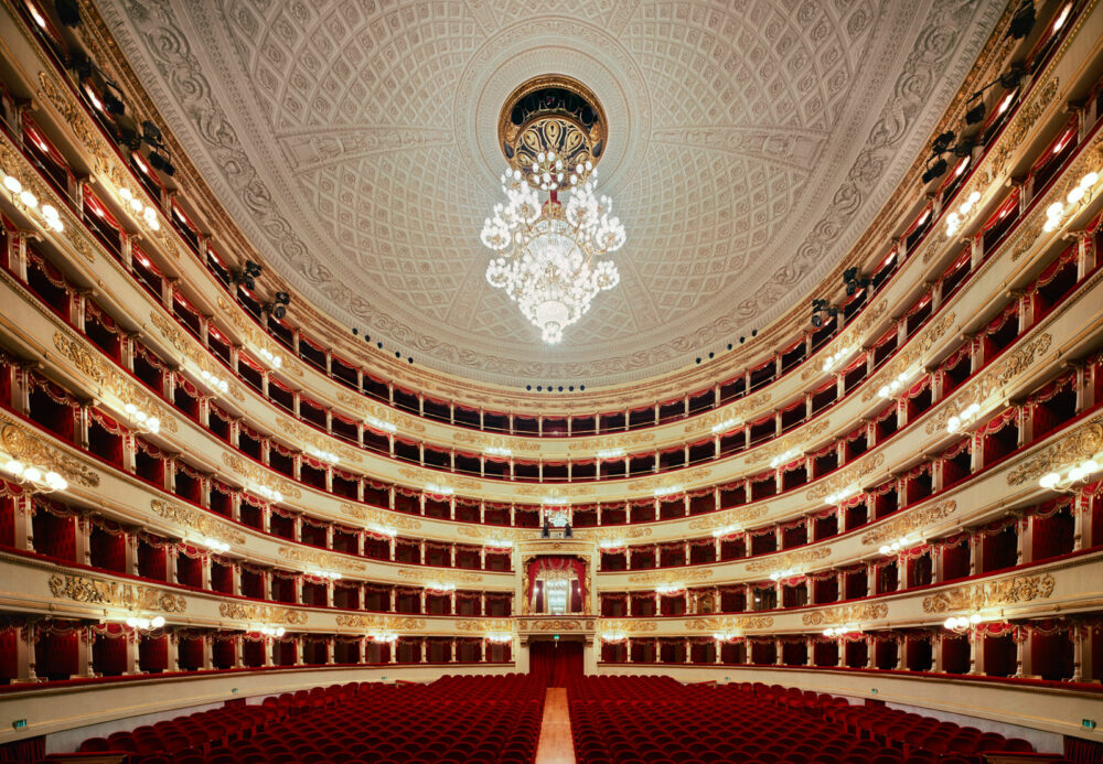 Teatro Scala de Milán