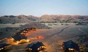 Viaje a Namibia