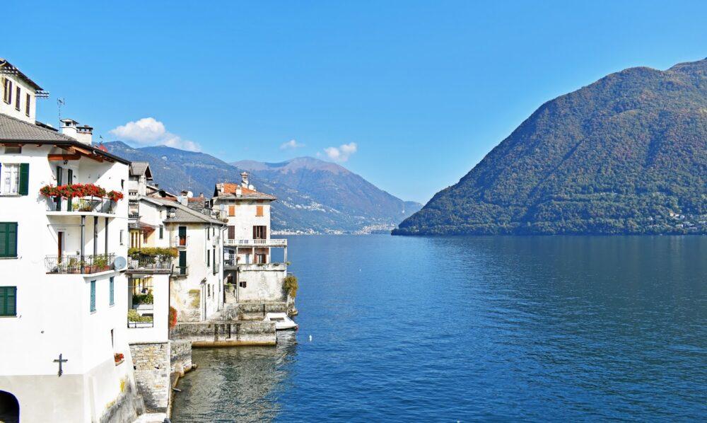 Lago di Como en Milán
