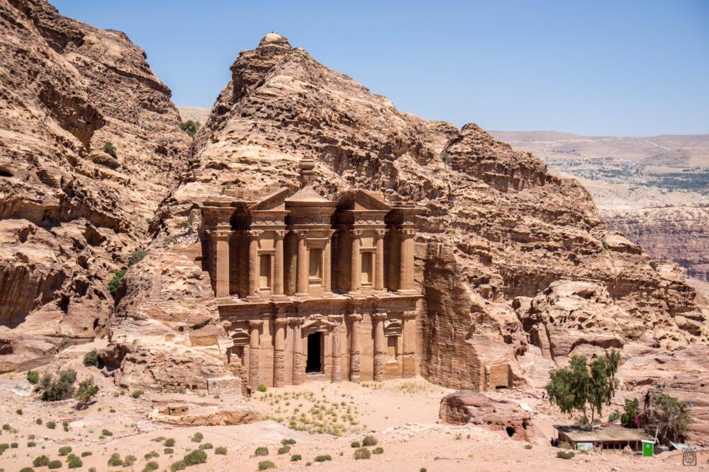 Petra, ciudad antigua de Jordania