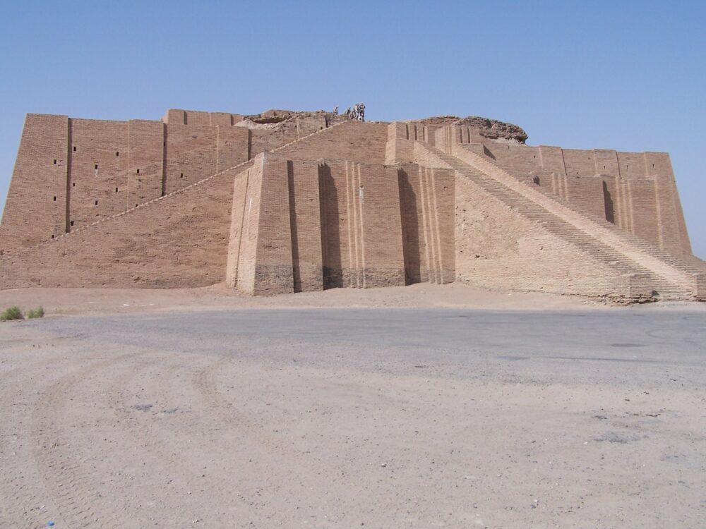 Zigurat de Ur, uno de los monumentos más antiguos en el mundo que aún puedes ver