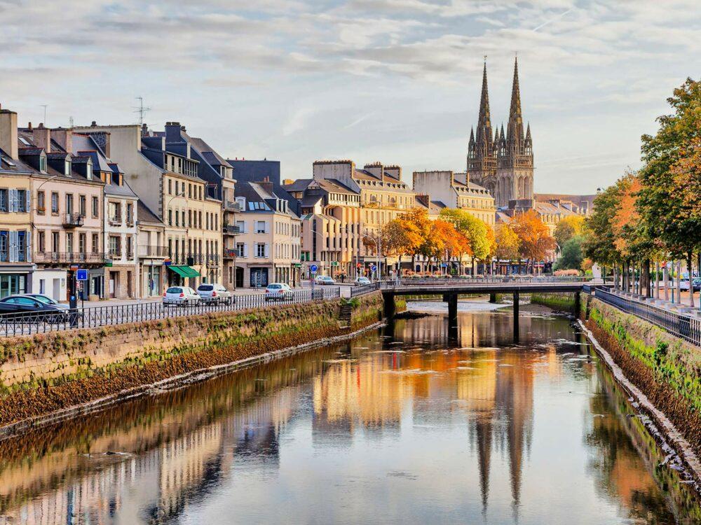 Quimper, la ciudad más antigua de la Bretaña Francesa