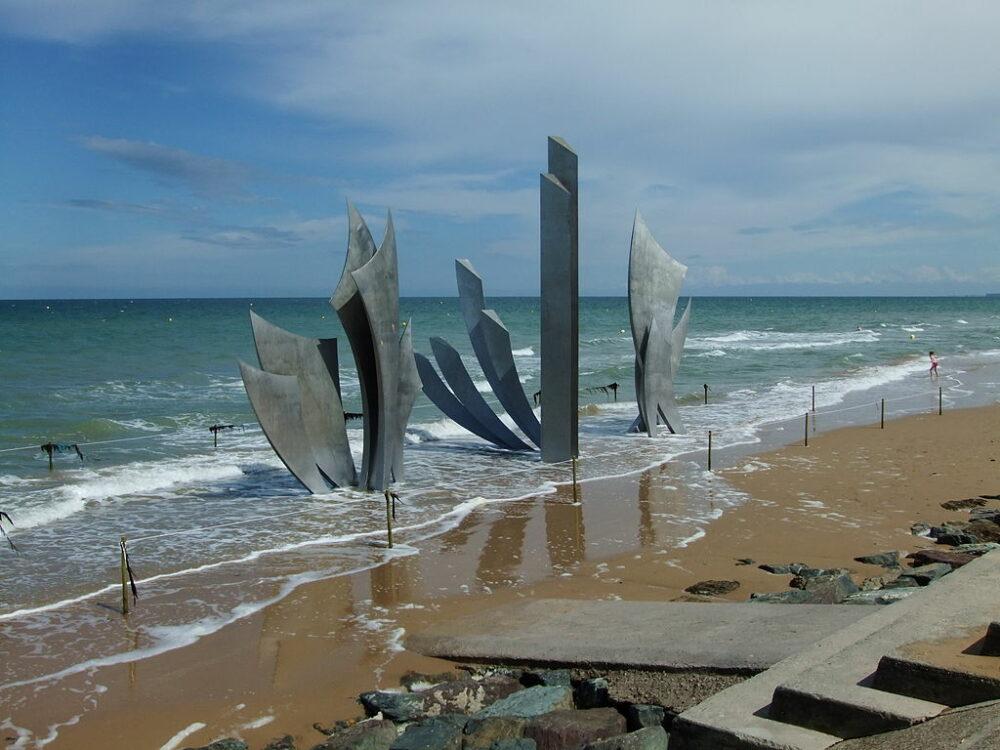 Playa de Omaha -Dia D- Normandía