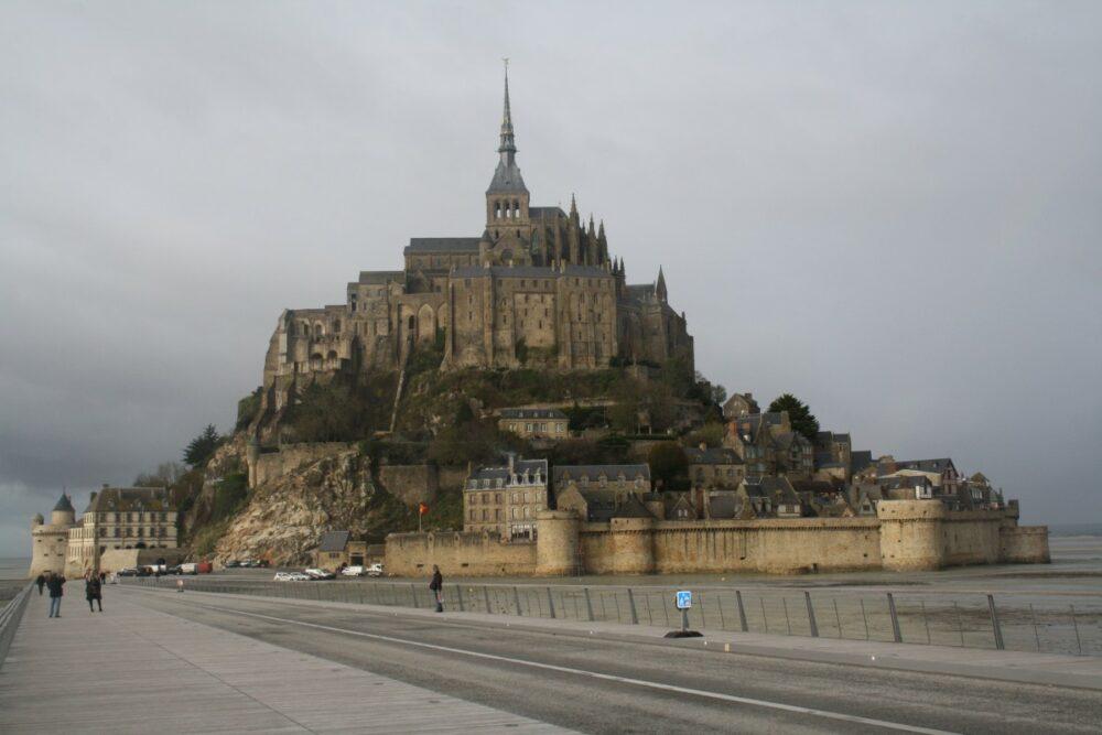 Viajar a Normandía - ver Mont Saint Michel