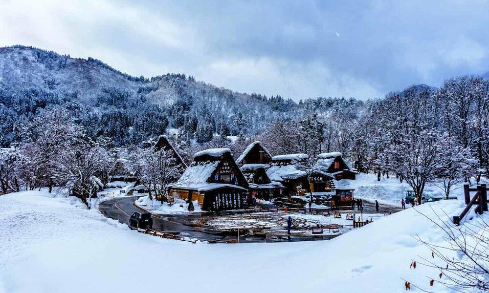 Las ciudadesm ás bonitas del mundo en invierno
