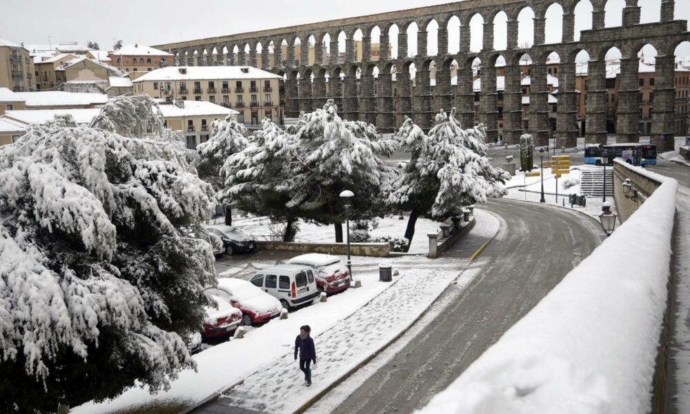 Las ciudades más bonitas de España en invierno