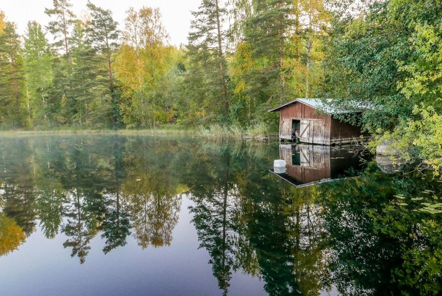 Lago Konnevesi