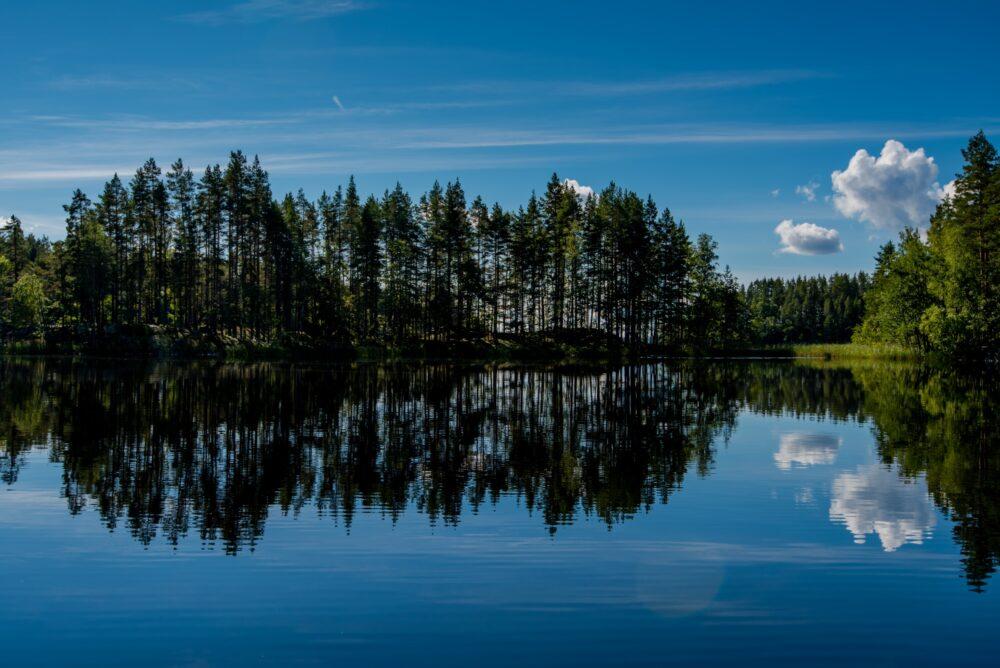 Saimaa, el lago más grande de la tierra de los mil lagos