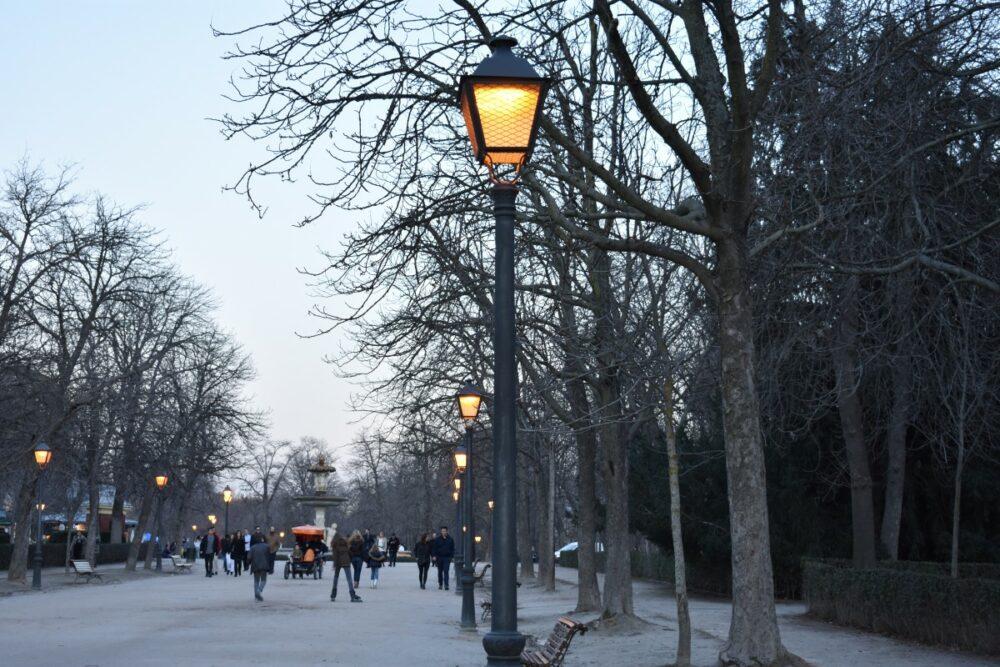 Madrid es una de las ciudades más bonitas de España en invierno