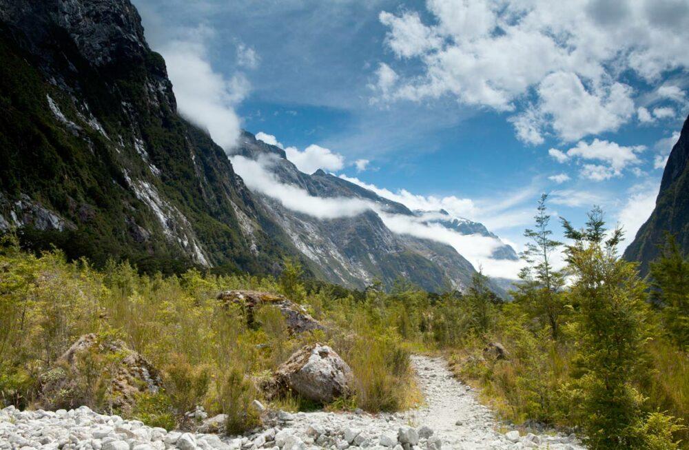 Milford Track, el sendero de trekking más popular de Nueva Zelanda