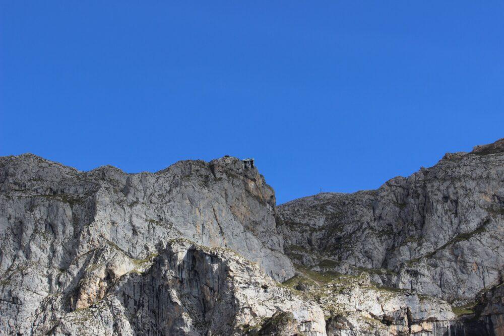 El Camino de Liébana está en los Picos de Europa