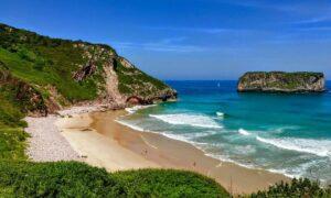 Descubriendo la ruta costera de Andrín en Asturias