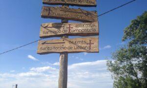 Ruta por el Camino Lebaniego en Cantabria