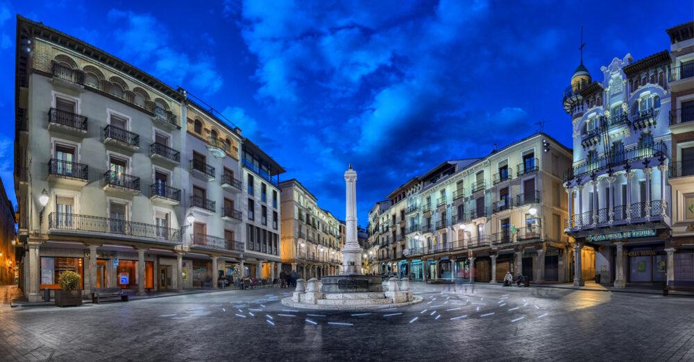 Visitar Teruel en invierno