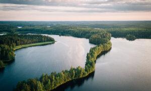Finlandia, la tierra de los mil lagos