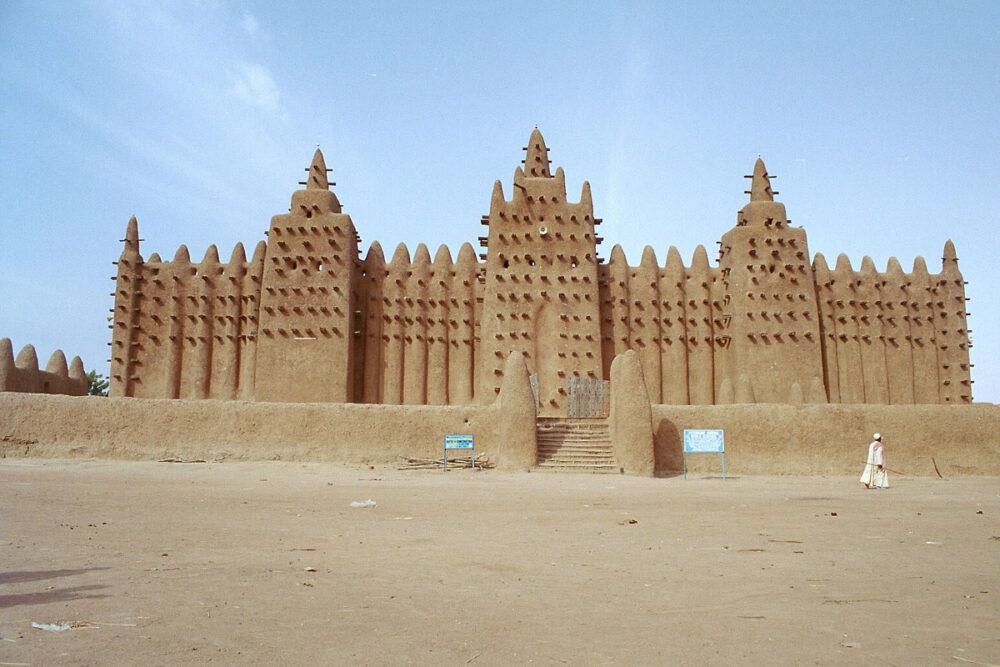 Timbuktú, una de las ciudades más calurosas del mundo