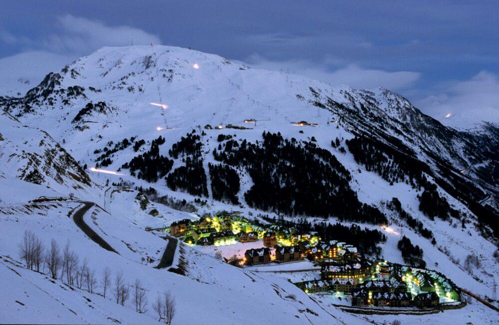 Pista de esquí Baqueira