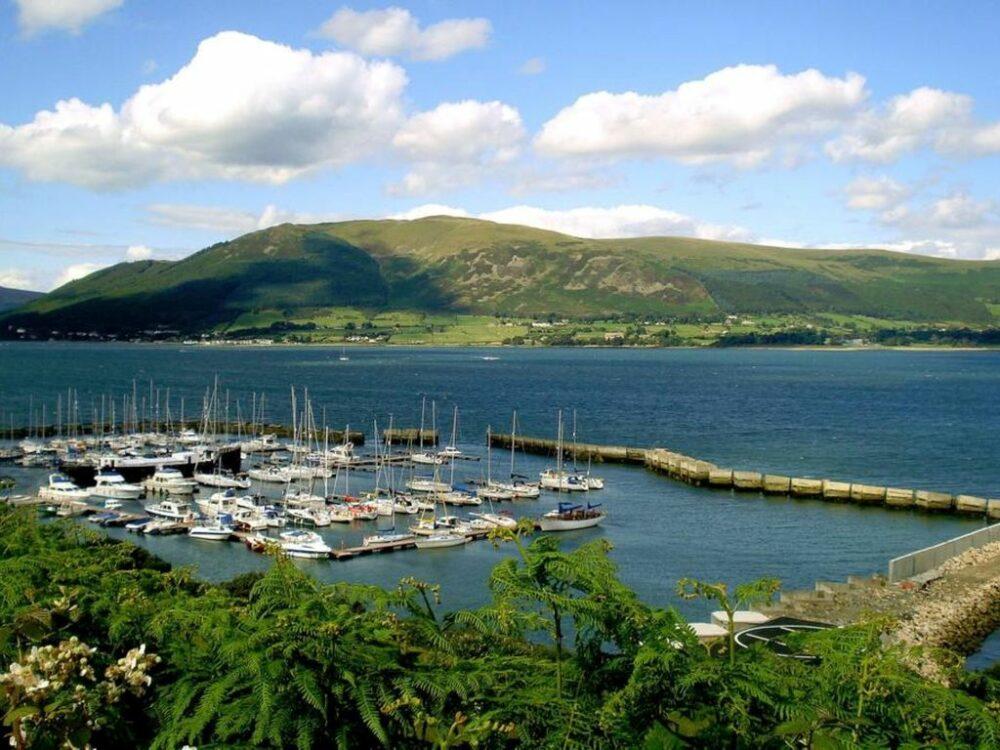 Carlingford, uno de los pueblos costeros más bonitos de Irlanda