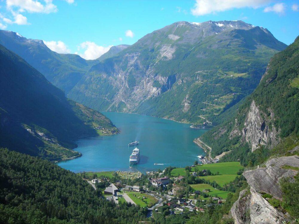 pueblos costeros más bonitos de Noruega