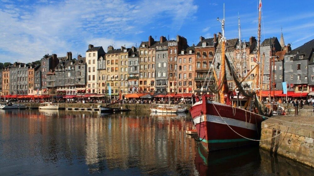 pueblos costeros más bonitos de Francia