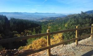 Viaje por el Camino Natural de la Ruta de la Conquista