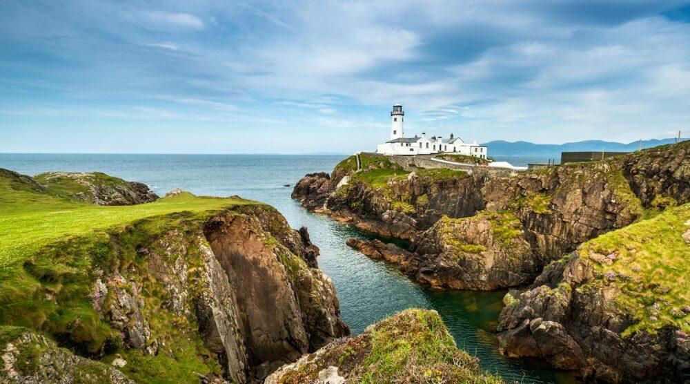Donegal, uno de los pueblos costeros más bonitos de Irlanda