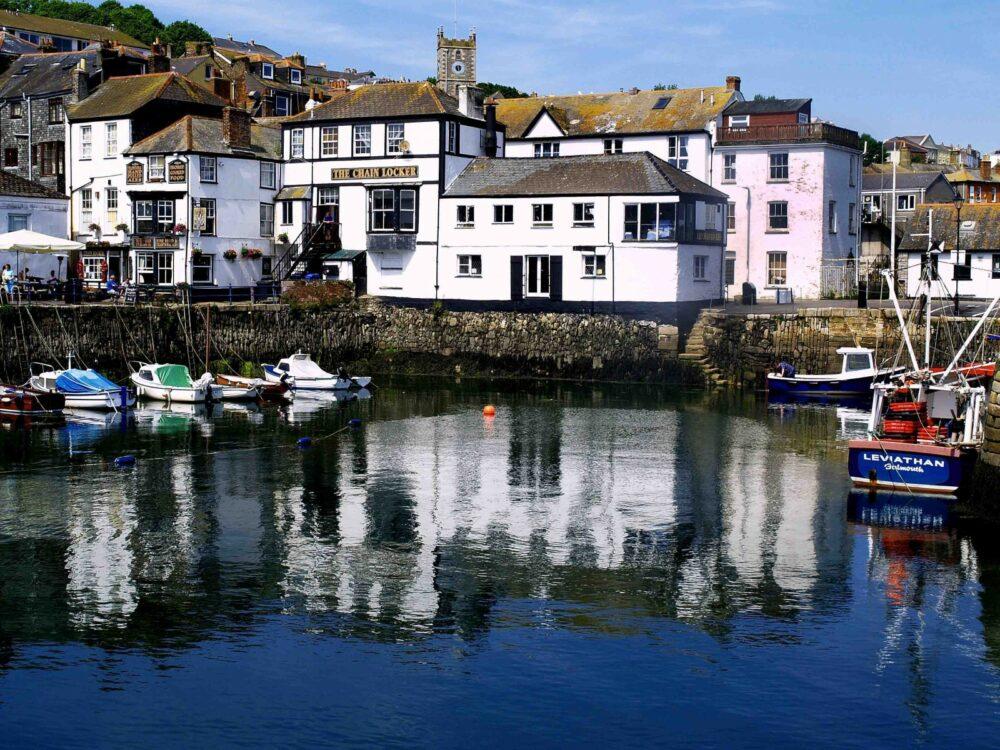 Falmouth, uno de los pueblos costeros ingleses más bonitos para visitar