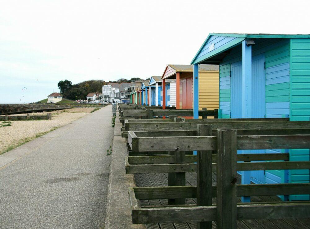 whitstable, uno de los pueblos costeros más bonitos de Inglaterra