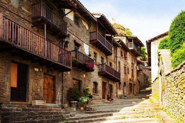 pueblos más bonitos del Pirineo Catalán