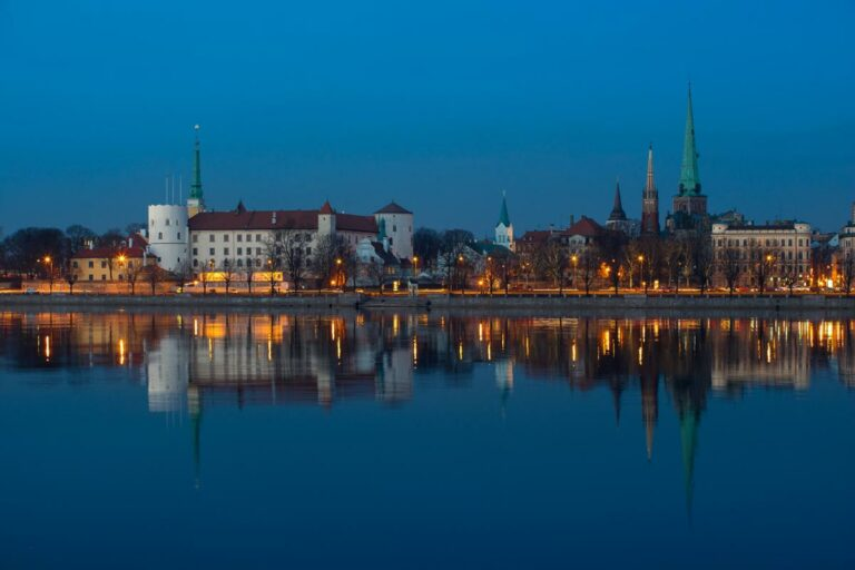 pueblos costeros más bonitos de Letonia