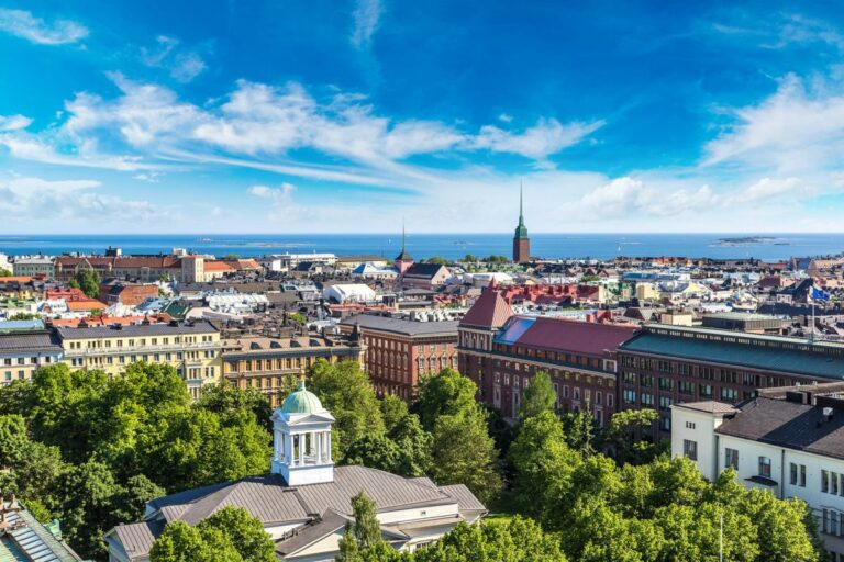 qué ver en Helsinki